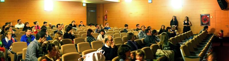 Colegio Andolina. Asistentes a la presentación del Equipo Docente