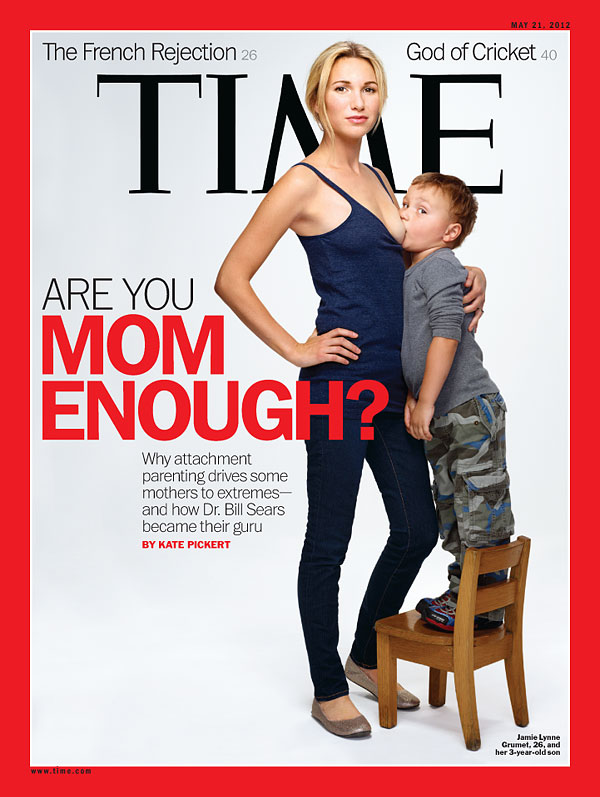 Time - Are you Mom enough?