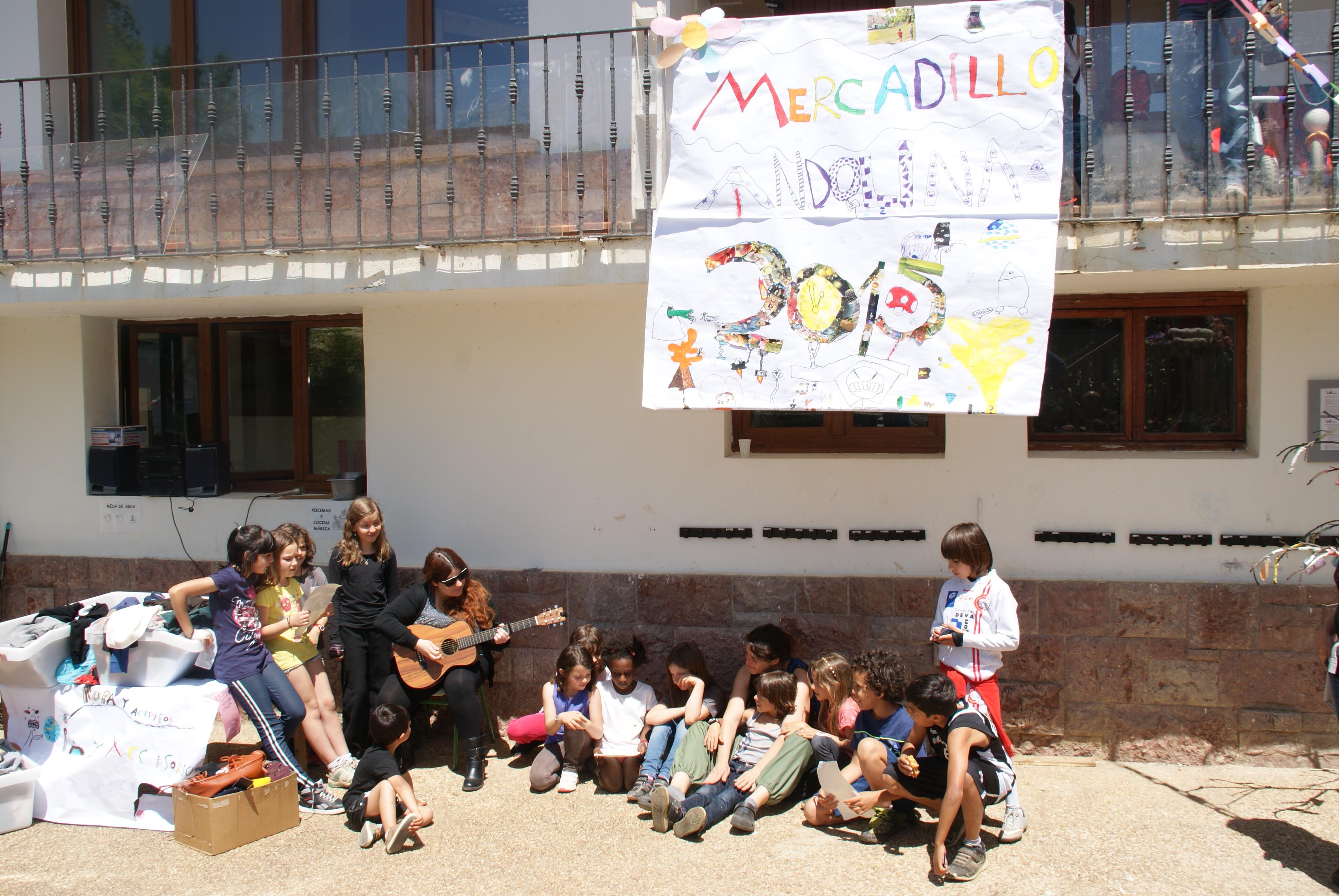 Mercadillo Andolina 2015